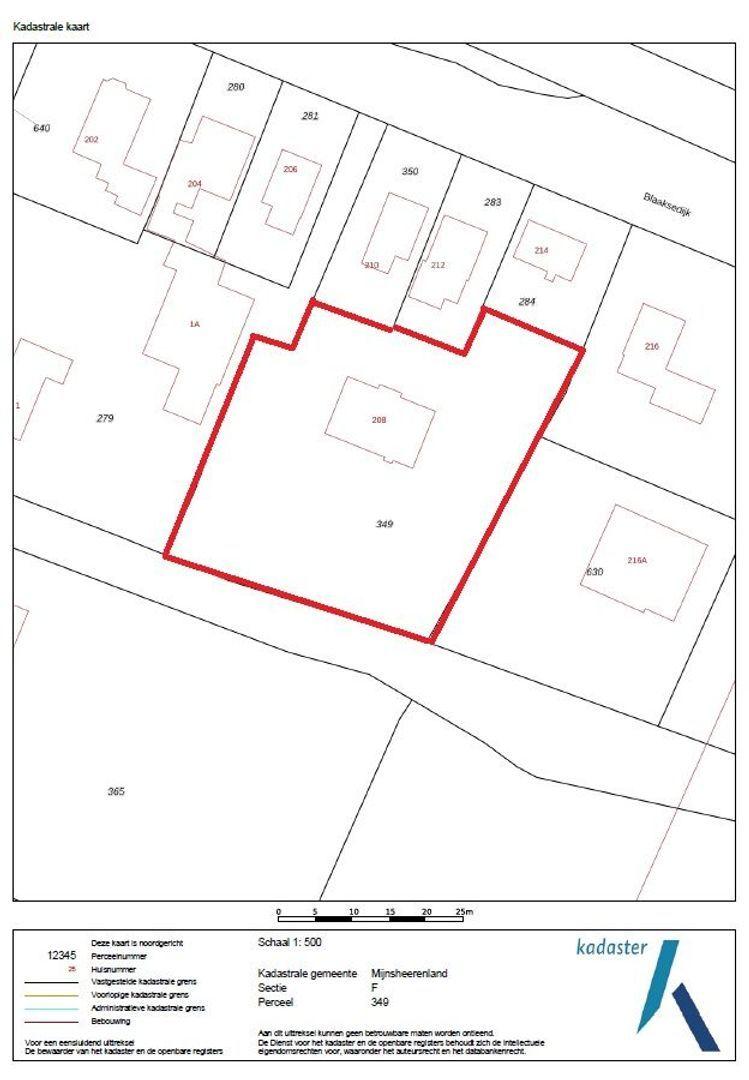 Blaaksedijk 208 plattegrond-30