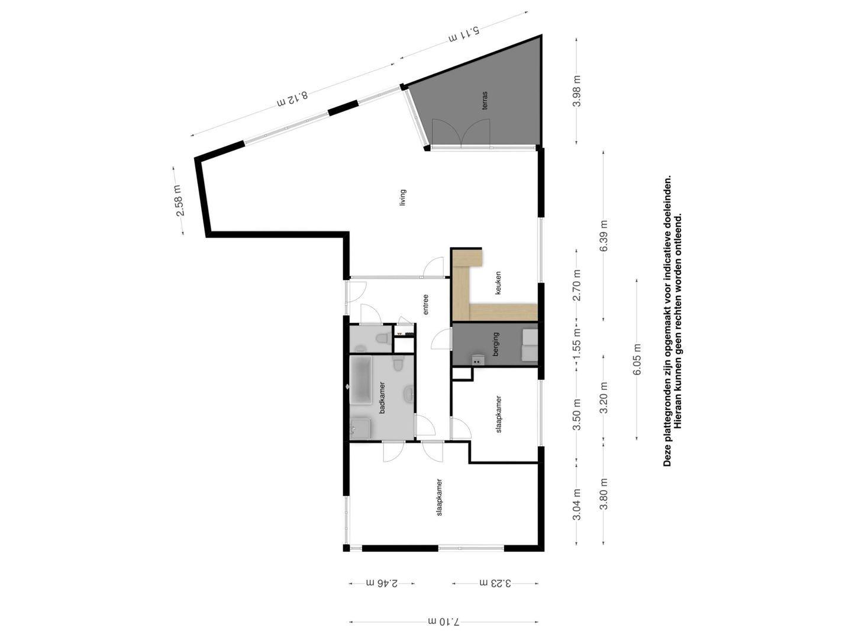 Dokter Kroesenring 39 plattegrond-24