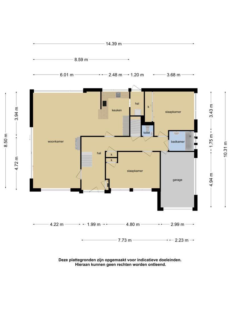 van Limburg Stirumlaan 9 plattegrond-47