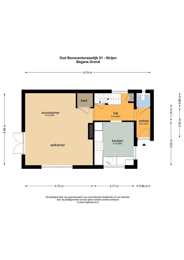 Oud Bonaventurasedijk 51 plattegrond-28