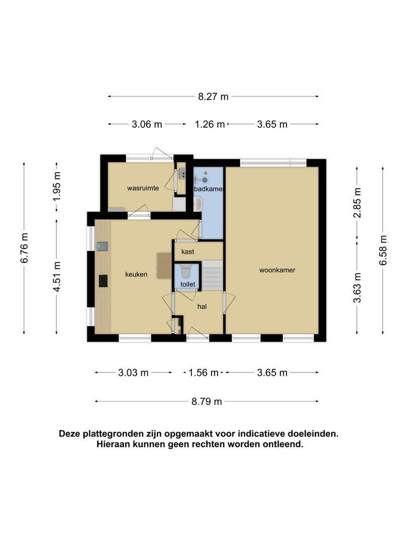 Hoeksedijk 62 plattegrond-17