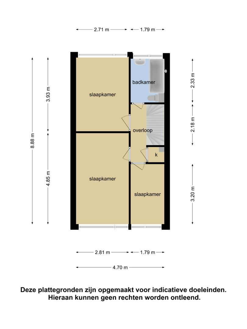 Hazelaarstraat 38 plattegrond-24