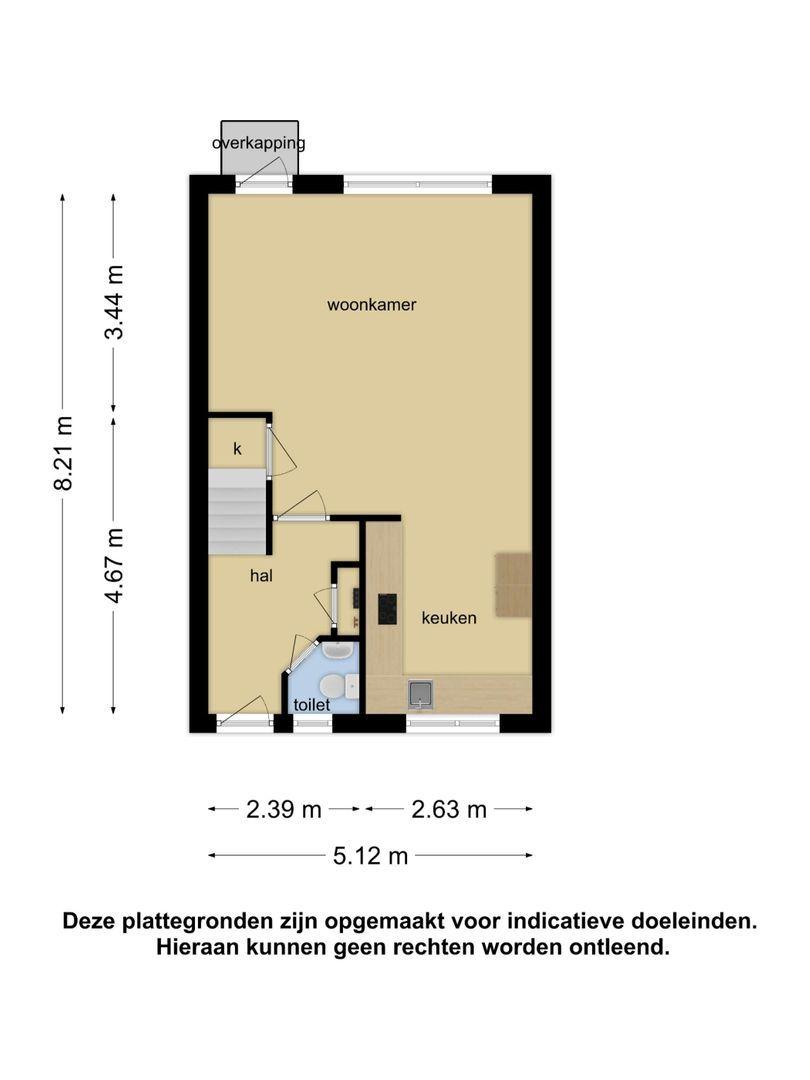 Van Vollenhovenstraat 11 plattegrond-32
