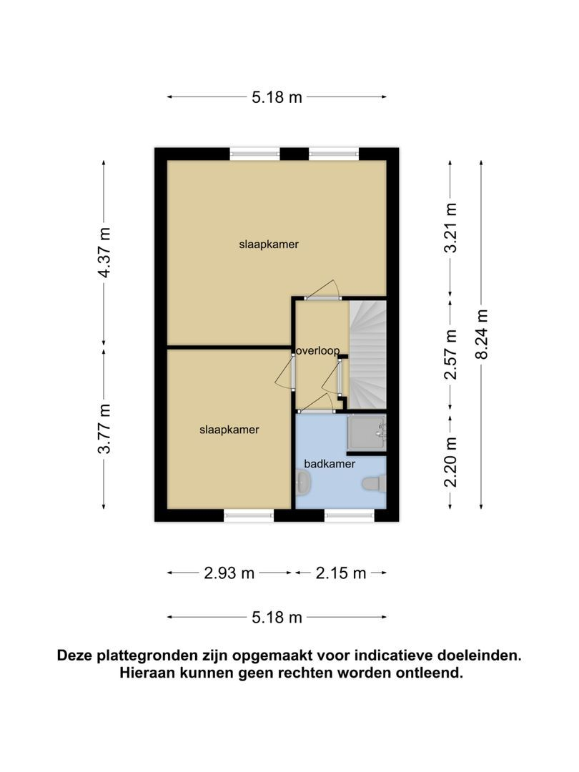 Poortlaan 108 plattegrond-21