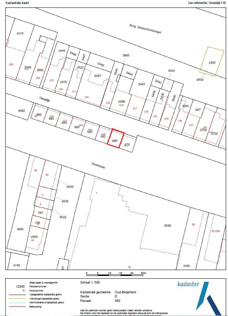 Oostdijk 110 plattegrond-13