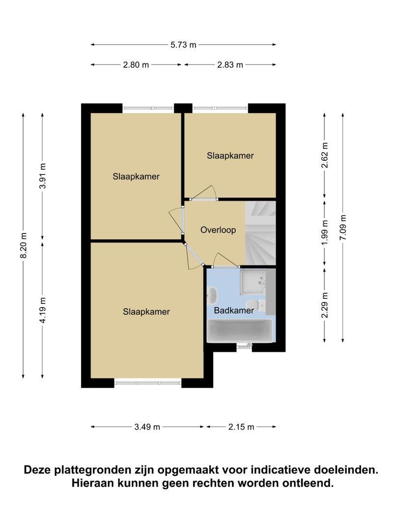Schubertpad 18 plattegrond-37