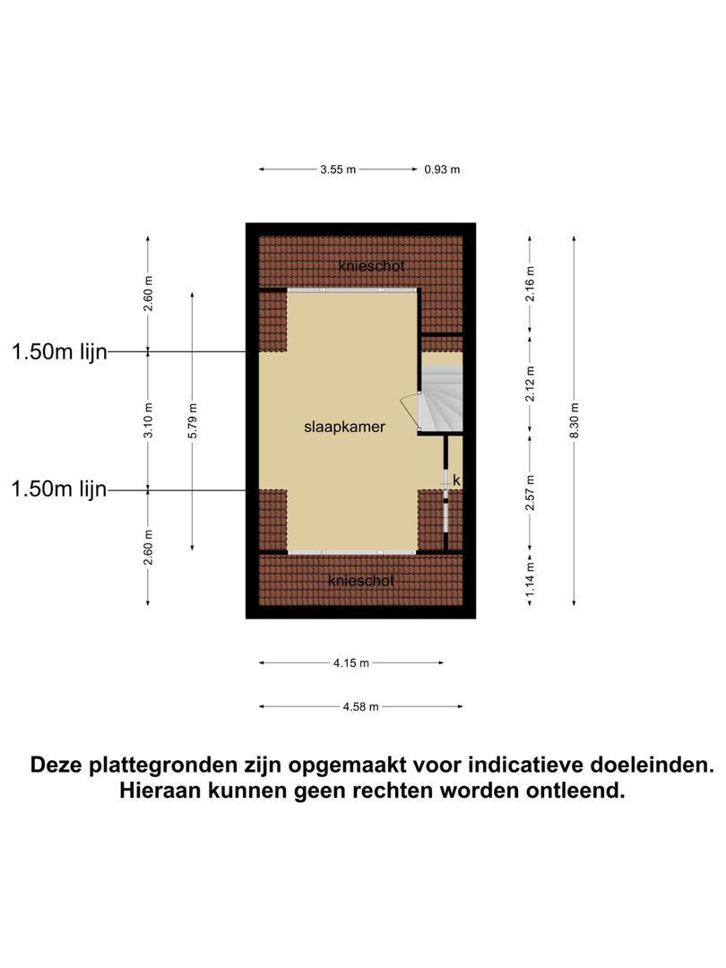 Plataanstraat 41 plattegrond-16