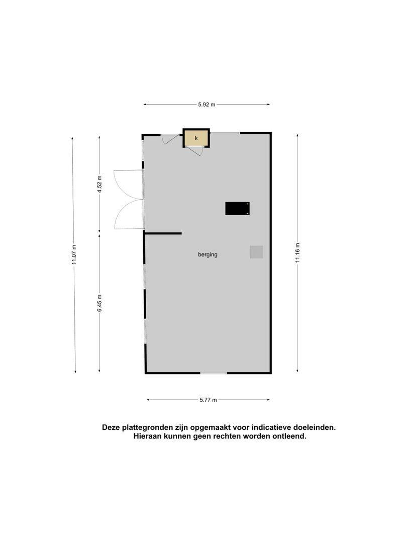 Oost-Voorstraat 92 plattegrond-36