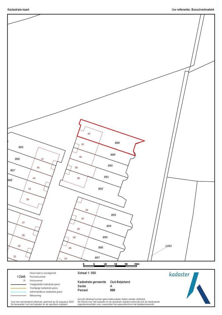 Bosschenhoek 44 plattegrond-33