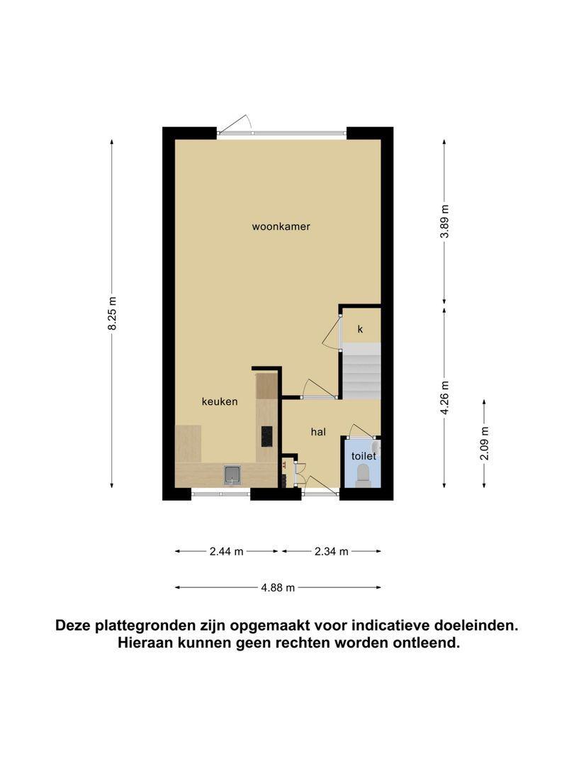 Jaap Kosterstraat 5 plattegrond-22