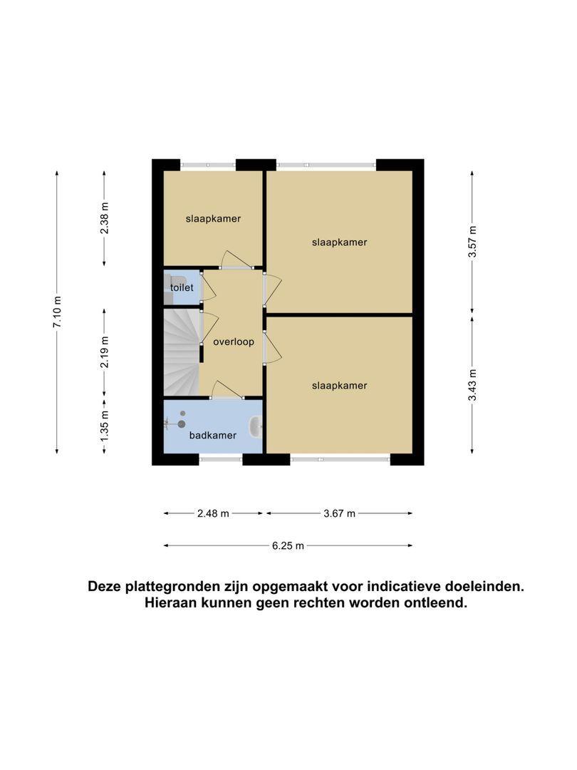 Mauritsstraat 36 plattegrond-25
