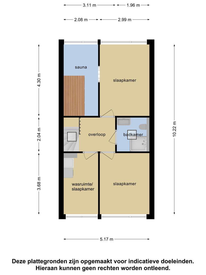 Constantijnstraat 30 plattegrond-21