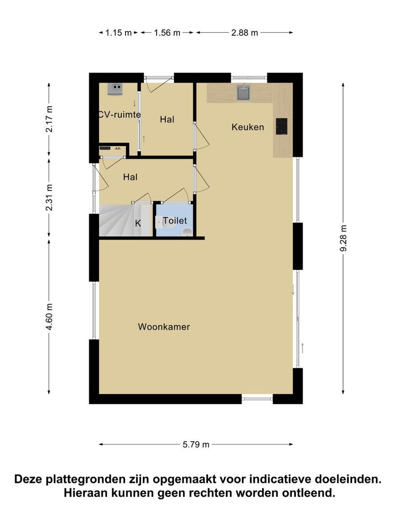 Mookhoek 14 plattegrond-30