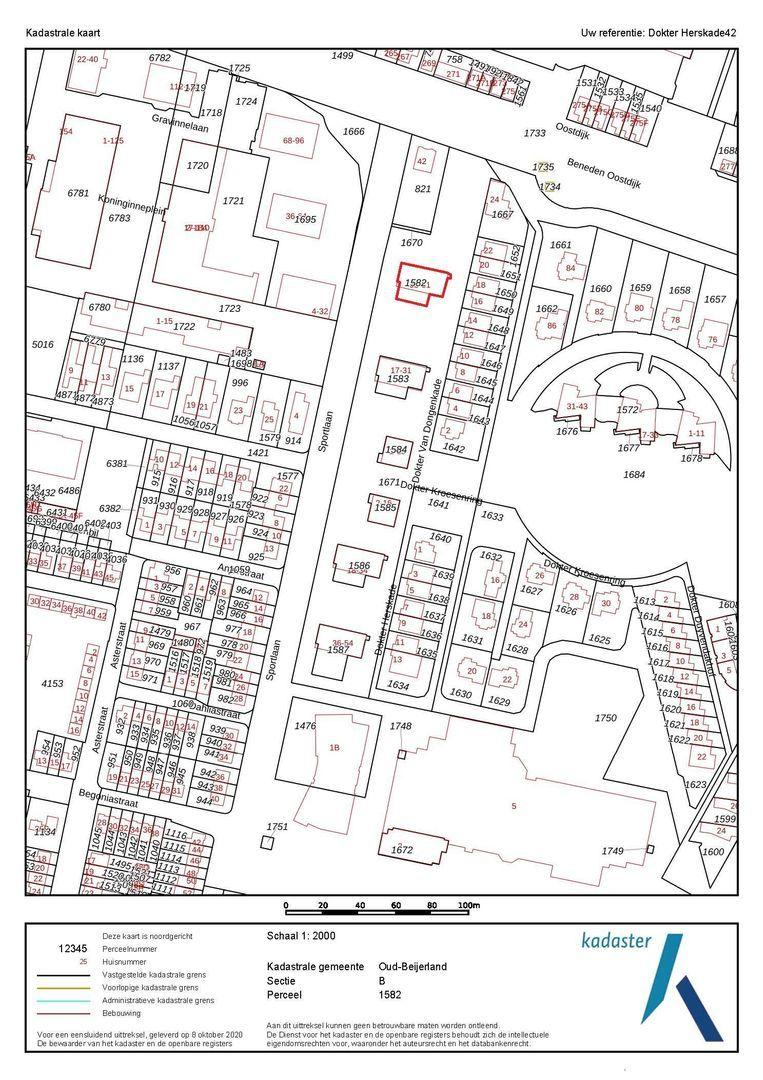 Dokter Herskade 42 plattegrond-19