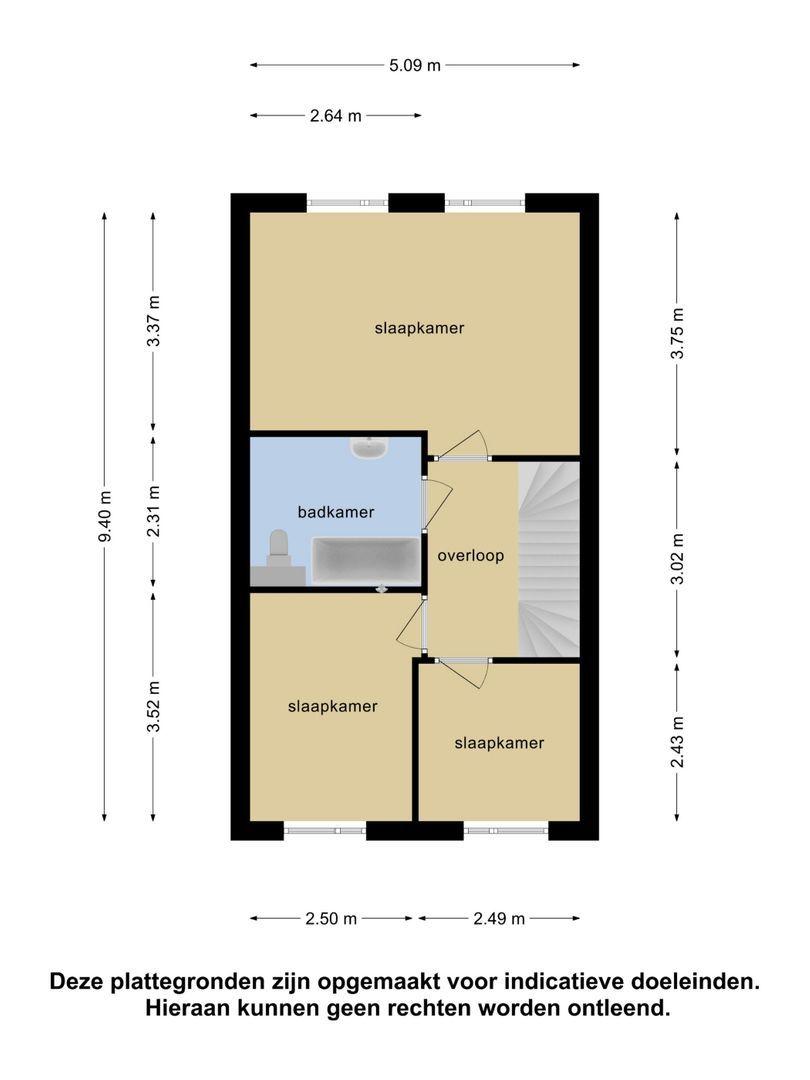 Maximastraat 15 plattegrond-27