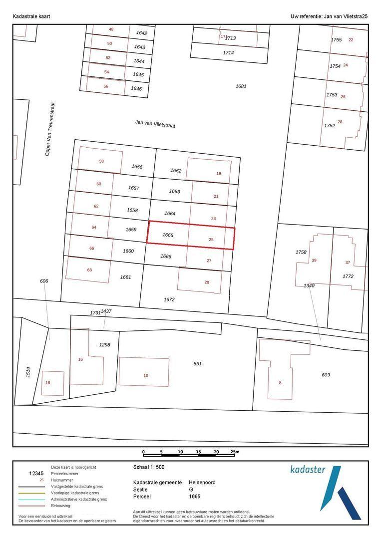 Jan van Vlietstraat 25 plattegrond-25