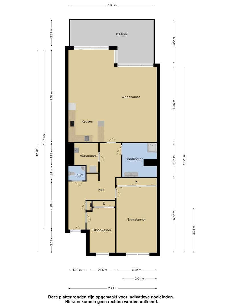 Houtblazerspad 22 plattegrond-16