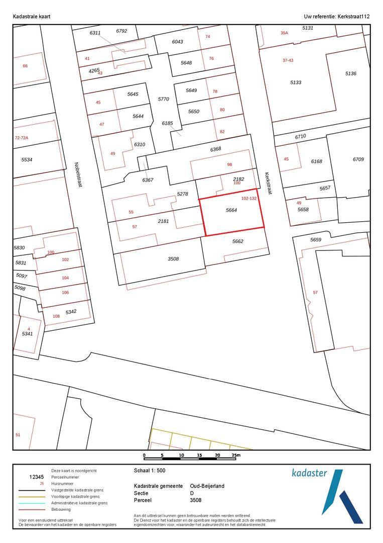 Kerkstraat 112 plattegrond-19