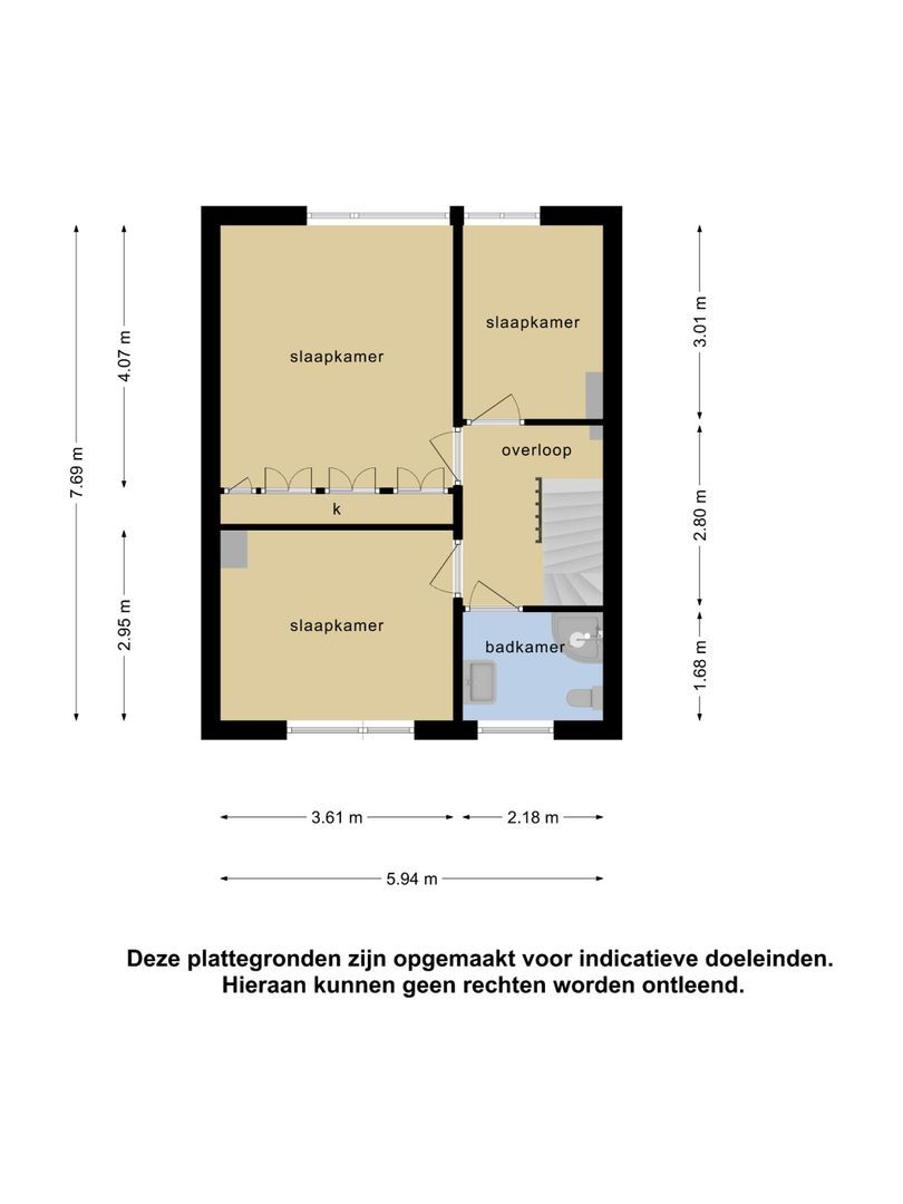Singel 13 plattegrond-35