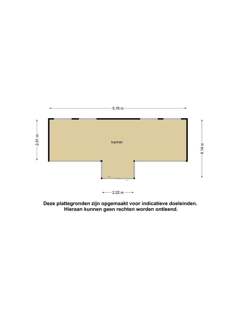 Terborchdreef 6 plattegrond-29