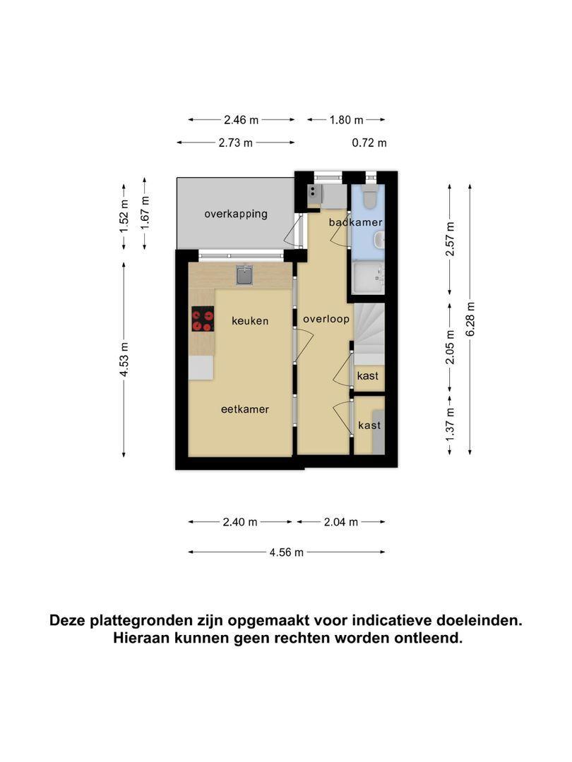 Molendijk 95 plattegrond-35