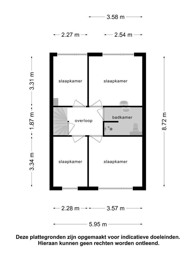 Titus Brandsmastraat 3 plattegrond-32