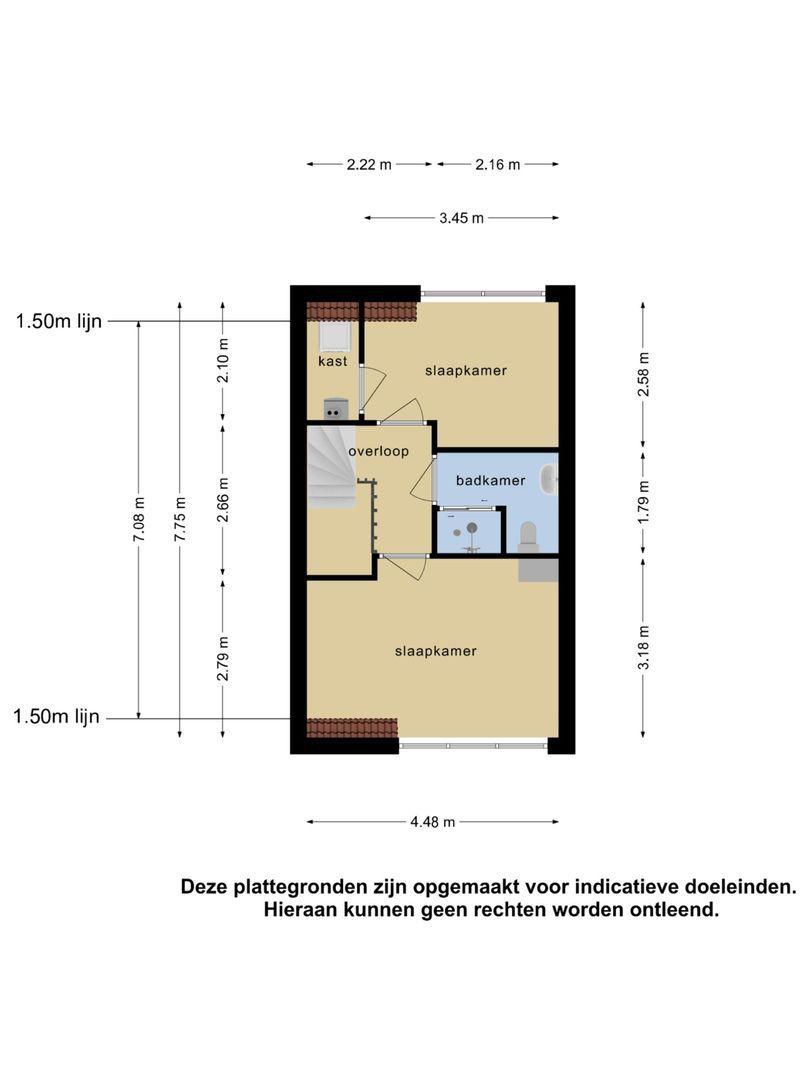 Schoolstraat 130 plattegrond-20