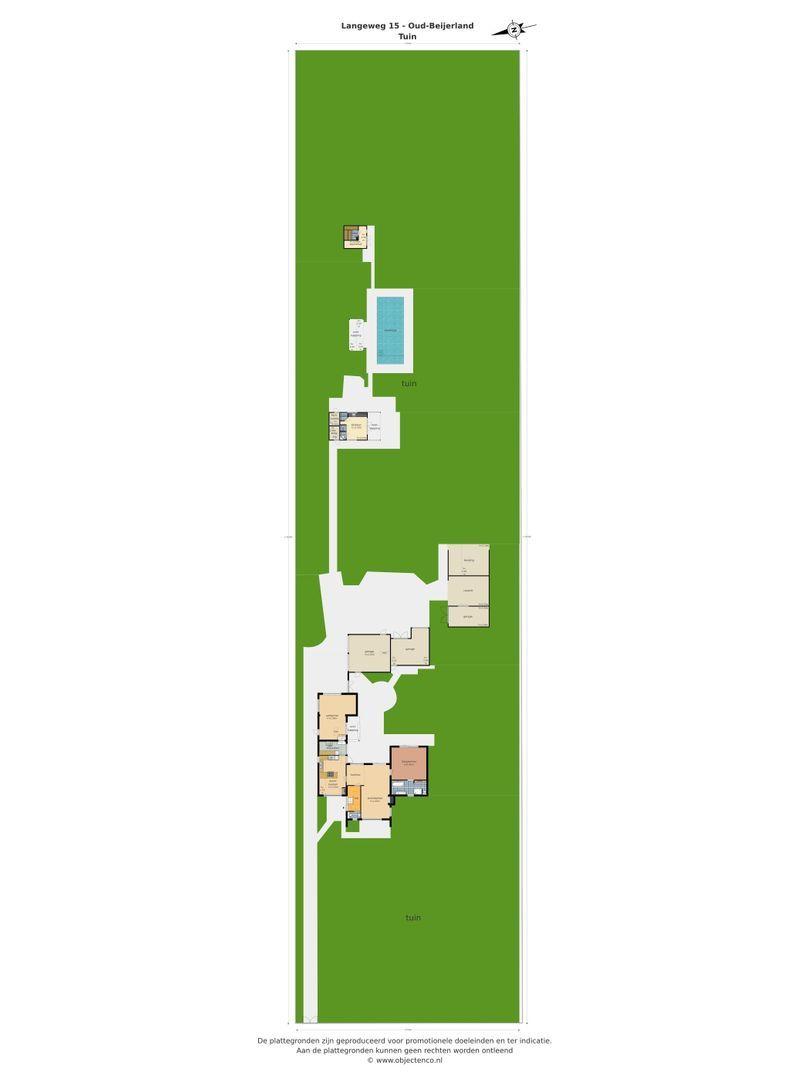 Langeweg 15 plattegrond-48