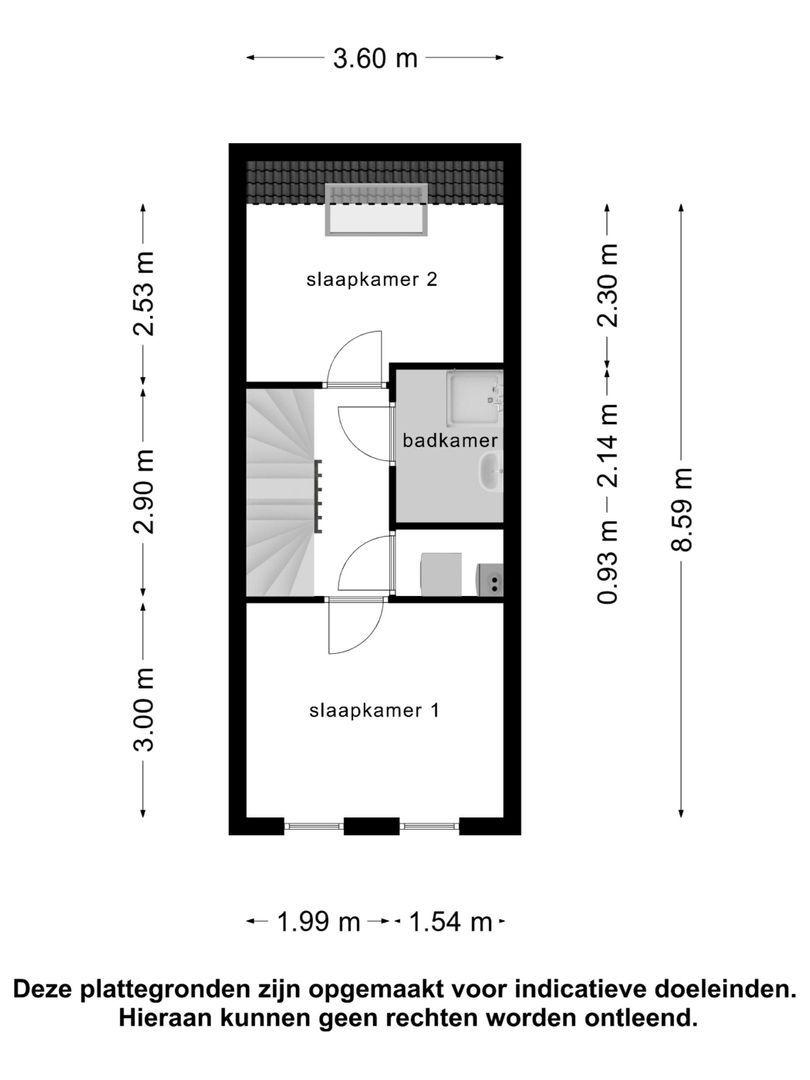 Opper Van Treurenstraat 48 plattegrond-23