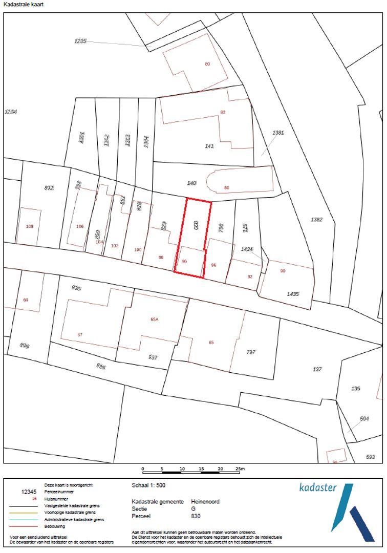 Dorpsstraat 96 a plattegrond-33