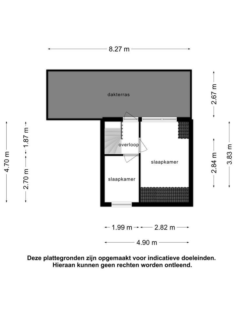 Blaaksedijk 255 a plattegrond-24