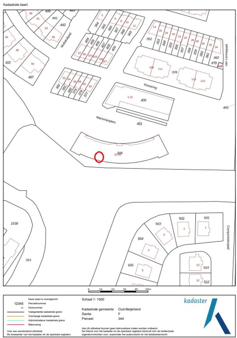 Marsmanplein 27 plattegrond-21