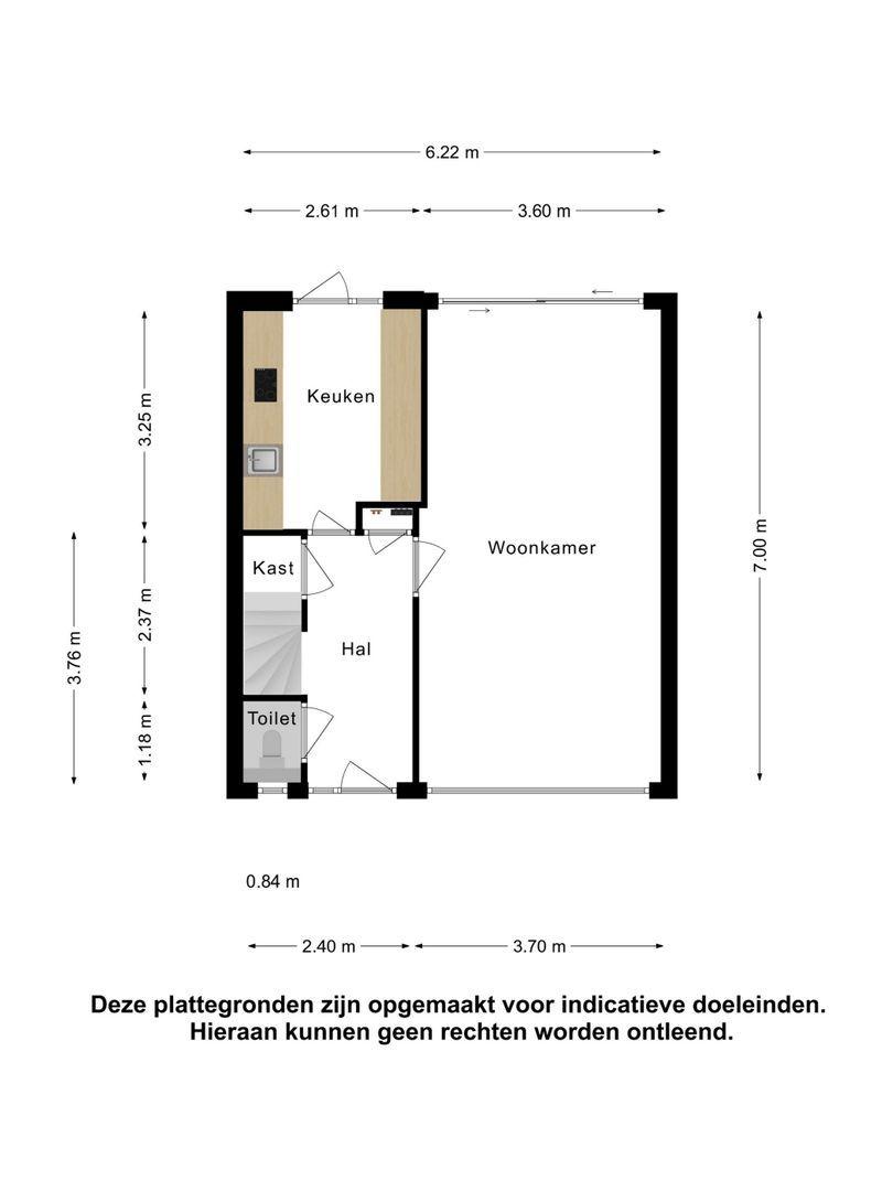 Mauritsstraat 10 plattegrond-33