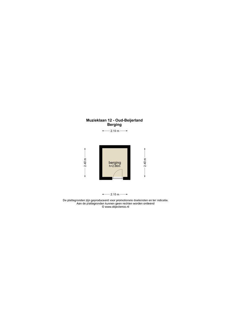 Muzieklaan 12 plattegrond-26