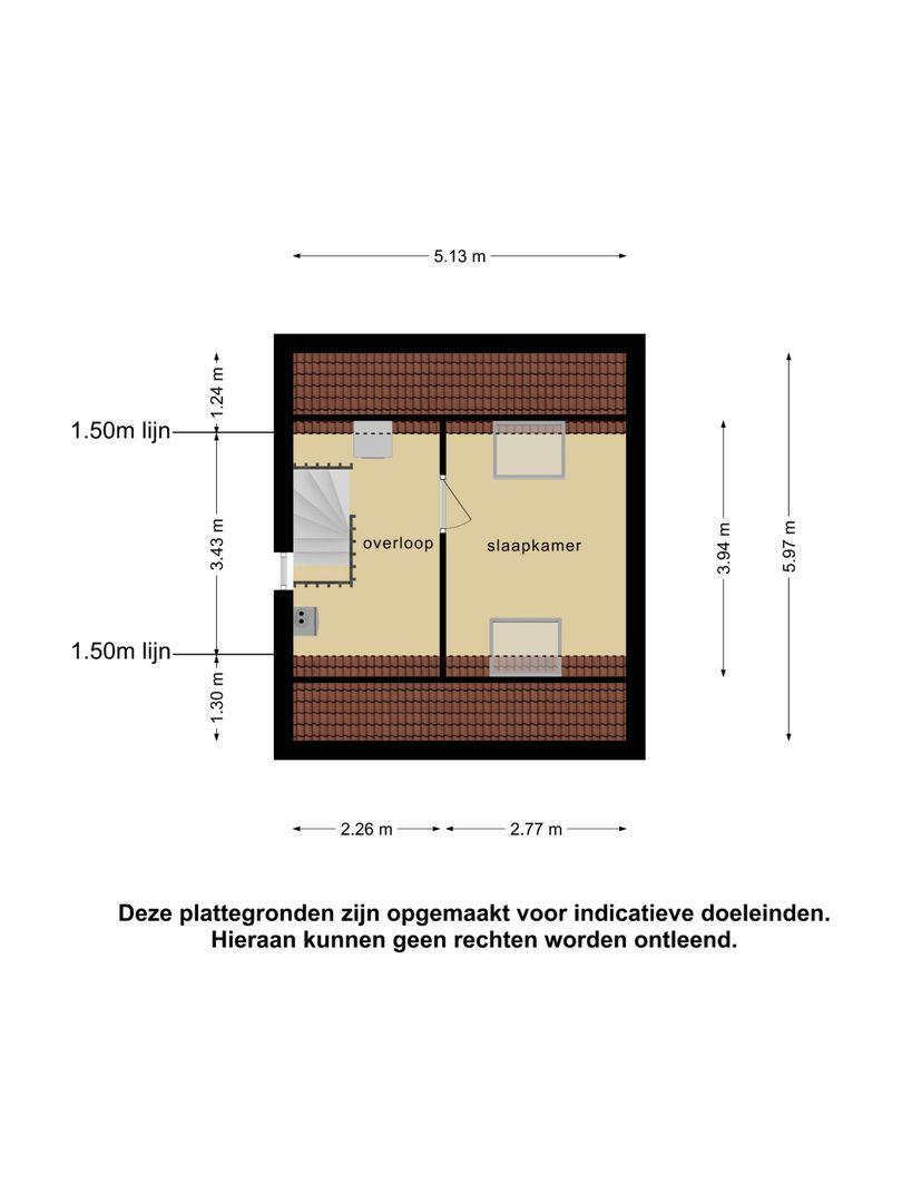 's-Gravenweg 64 plattegrond-30