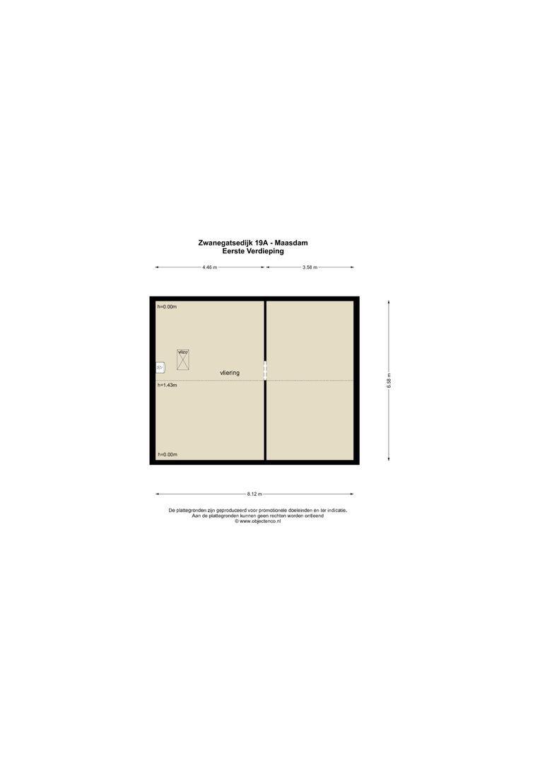 Zwanegatsedijk 19 a plattegrond-28