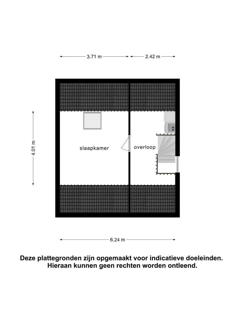 Lindenlaan 16 plattegrond-22