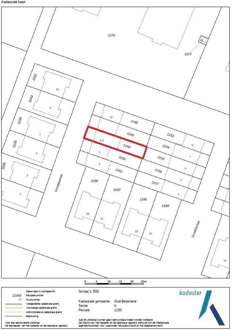 Vestdijkstraat 6 plattegrond-37