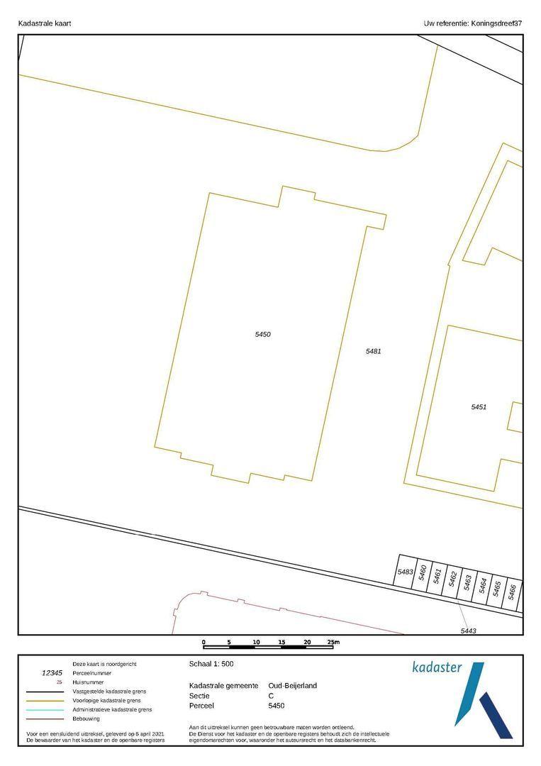 Koningsdreef 37 plattegrond-21