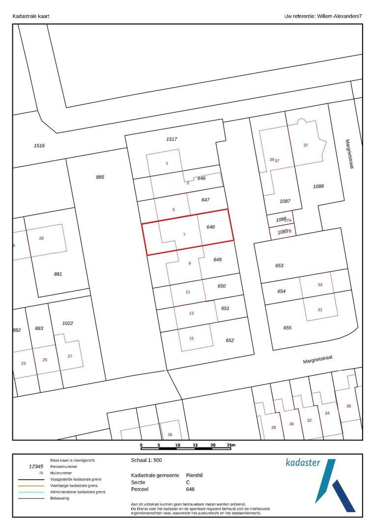 Willem-Alexanderstraat 7 plattegrond-35