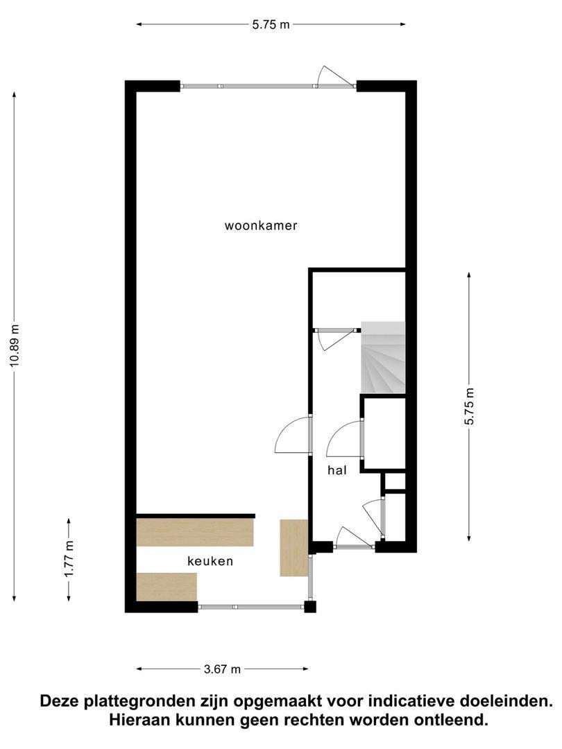 Schubertpad 3 plattegrond-34