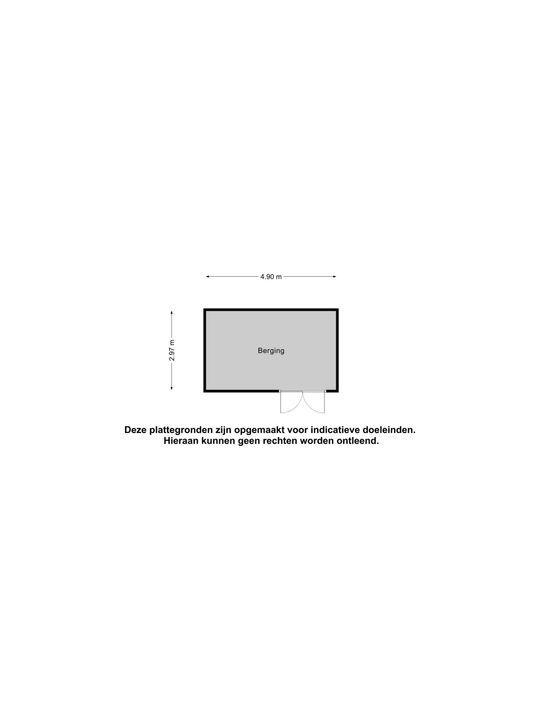 Hertenroep 10, Teteringen plattegrond-