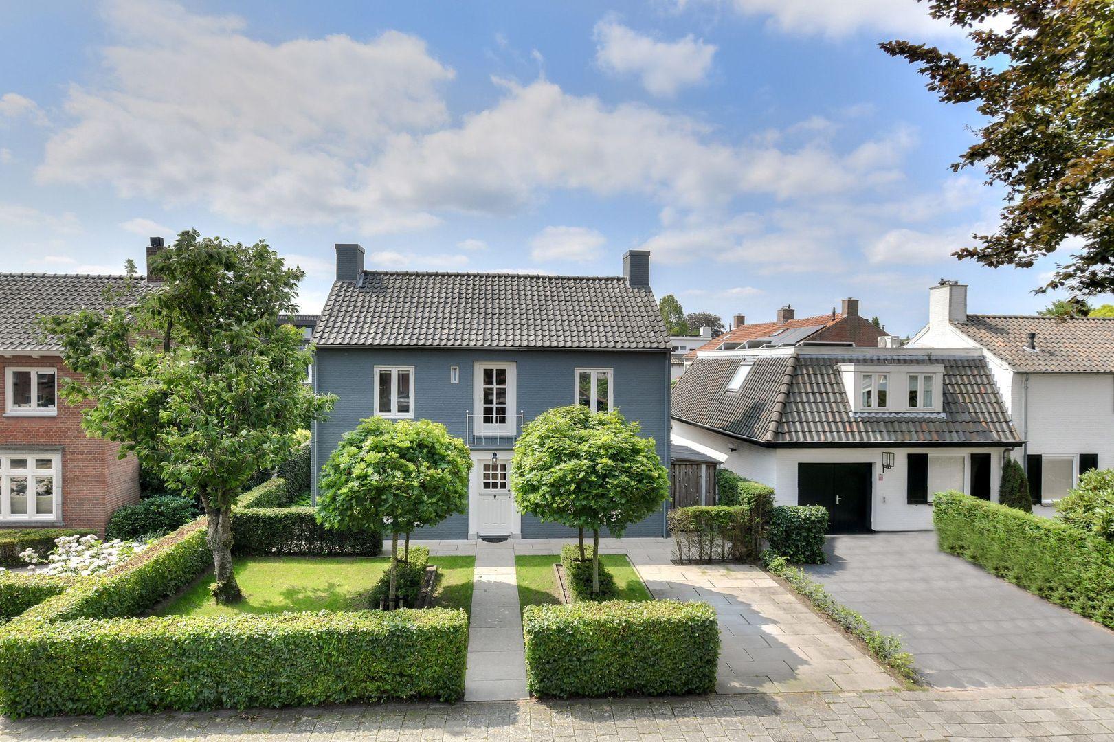 Baroniestraat 4, Oosterhout foto-