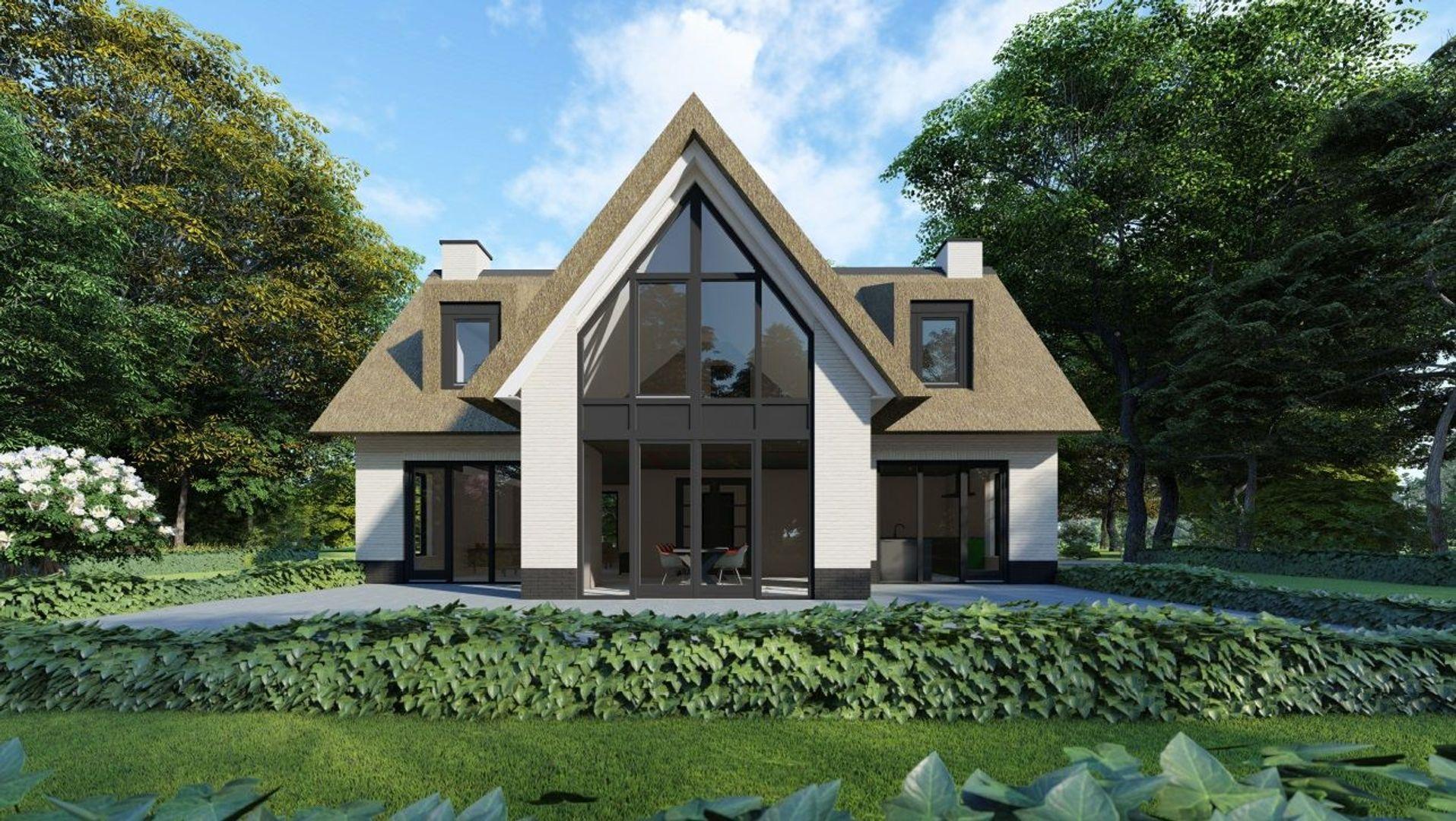 Nedereindseweg 541A. Kavel+bouwplan villa 0 ong, Utrecht foto-