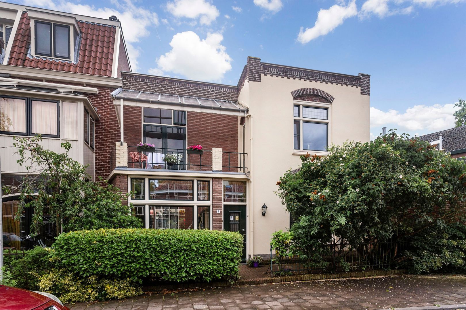 Gerard Doustraat 1, Utrecht foto-