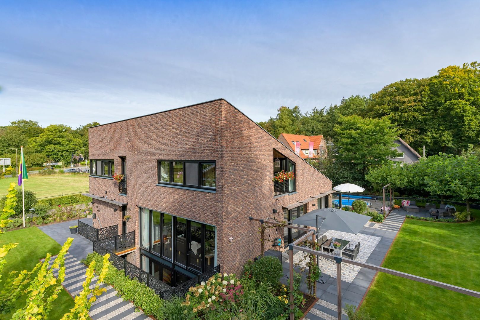 Parkweg 1, Hoenderloo foto-