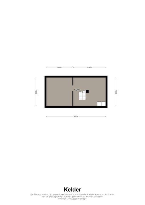 Biest 114, Weert plattegrond-