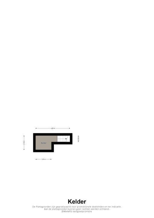 Korenmolen 35, Weert plattegrond-