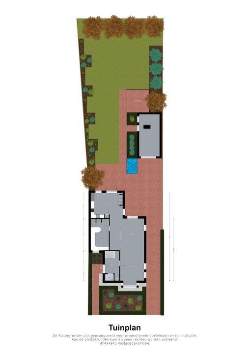 Boshoverbeek 58, Weert plattegrond-