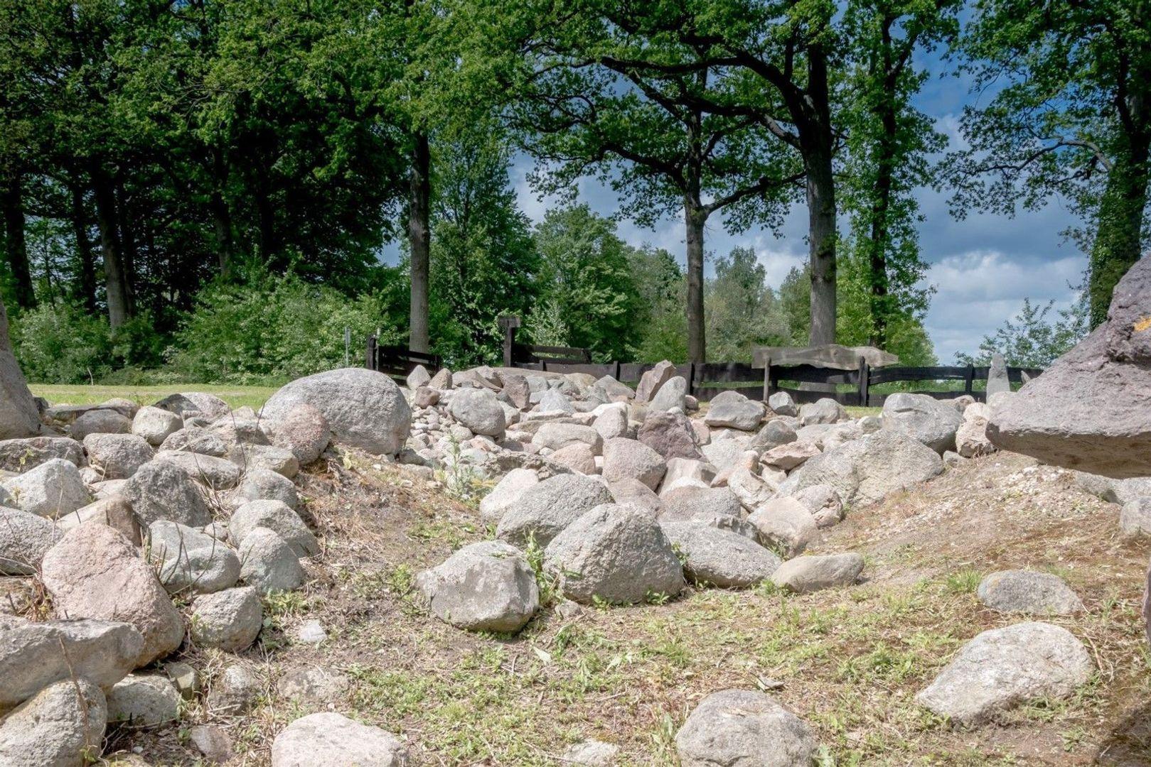 Schapenstreek 5, Ruinen foto-